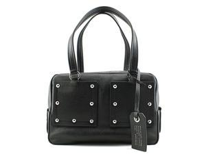 Marc By Marc Jacobs C-Lock Satchel Women Black Satchel