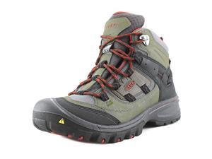 Keen Logan Mid Wp Men US 10 Green Hiking Shoe
