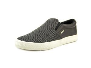 DKNY Beth Women US 9 Black Sneakers