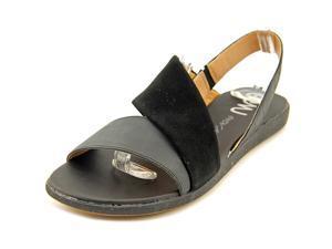 Emu Australia Jerrawa Women US 10 Black Slingback Sandal UK 8 EU 42