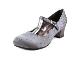 Kenneth Cole Reaction Kids Sarah Youth US 2 Silver Mary Janes