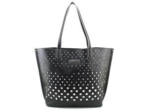 Kenneth Cole Reaction Bubble Tote Women Black Tote