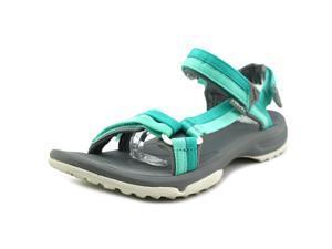 Teva W Terra FI Lite Women US 10 W Green Sport Sandal