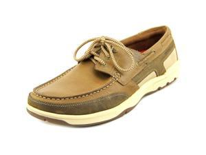 Rockport Cshore Men US 10.5 Brown Oxford