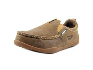 Georgia Boot Cedar Falls Men US 8 W Brown Loafer