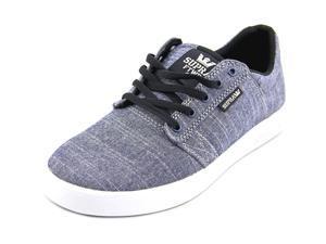Supra Kids Westway Youth US 2 Blue Sneakers