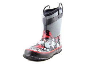 Western Chief Paint Ball Splat Youth US 3 Gray Rain Boot