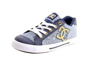 DC Shoes Chelsea SE Women US 9 Blue Skate Shoe UK 7 EU 40.5