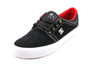 DC Shoes Trases S Men US 10 Black Skate Shoe