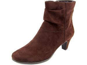 Aerosoles Red Light Women US 11 Brown Ankle Boot