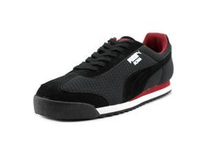 Puma Roma Quilted Men US 8.5 Black Sneakers