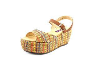 Mojo Moxy Raja Women US 9 Multi Color Wedge Heel