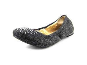 Lucky Brand Everett Women US 5.5 Black Slipper