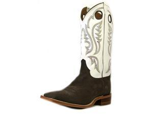 Justin Boots BR305 Men US 9.5 A Brown Western Boot