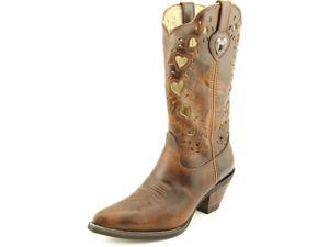 Durango DCRD179 Women US 6.5 Brown Western Boot