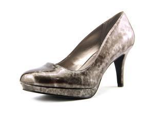 Alfani Madyson Women US 11 Gray Platform Heel