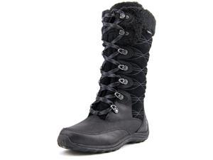 Timberland Earthkeep Willowood Women US 8 Black Snow Boot