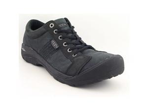 Keen Austin Men US 11.5 Black Hiking Shoe