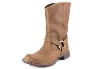 Timberland Earthkeepers Stoddard Mid WP Women US 6.5 Brown Work Boot