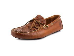 Frye Russel Woven Men US 12 Brown Loafer