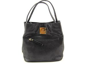J. Renee Reptile Print Fa Women Black Satchel