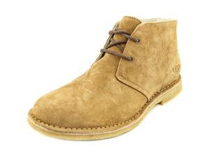 Ugg Australia Leighton Men US 11 Brown Chukka Boot