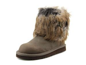 Ugg Australia Ellee Youth US 11 Brown Ankle Boot