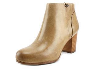 Frye ciera shootie Women US 6.5 Tan Ankle Boot