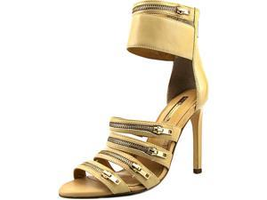 BCBGeneration Casey Women US 9.5 Nude Sandals