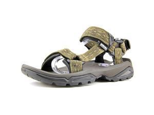 Teva Terra Fl 4 Men US 16 Green Slingback Sandal