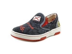 Roberto Cavalli 6554113 Youth US 1 Blue Sneakers