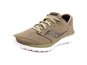 Saucony Kineta Relay Men US 11.5 Brown Running Shoe