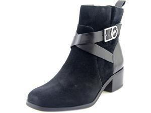 Michael Michael Kors Bryce Bootie Women US 6.5 Black Ankle Boot