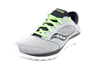 Saucony Kineta Relay Men US 9.5 Gray Running Shoe
