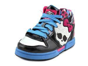 Monster High Skully Toddler US 10 Black Sneakers