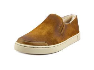 Frye Gemma Slip Women US 5.5 Brown Fashion Sneakers