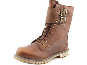 "Timberland Earthkeep 6"" Premium 8"" Double Strap Women US 10 Brown"