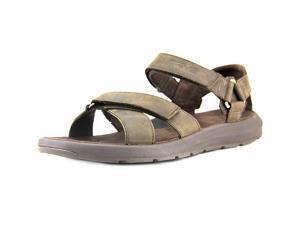Teva Berkeley Sandal Men US 9.5 Brown Sport Sandal