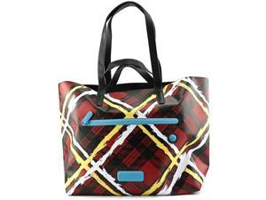 Marc By Marc Jacobs Chalky Tartan Tarp Tote Women Multi Color Tote