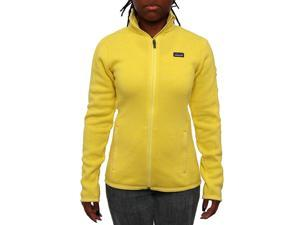 Patagonia Women Women's Better Sweater Jacket Fleece Pineapple Size S