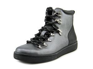 Calvin Klein Dita N Saffiano Women US 7 Black Sneakers