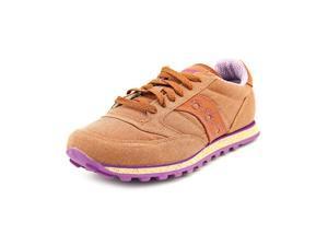 Saucony Jazz Low Pro Vegan Women US 11 Brown Sneakers
