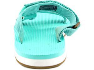 Teva Universal Slide Women US 7 Blue Slides Sandal