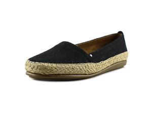 Aerosoles Solitaire Women US 7 Black Espadrille