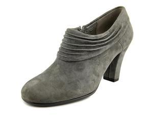 Aerosoles Starring Role Women US 7 Gray Bootie