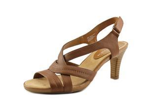 Aerosoles Wrote About Women US 9.5 Tan Slingback Sandal