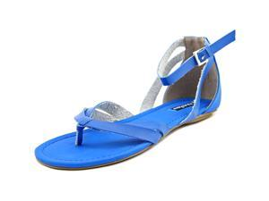 Michael Antonio Daft Women US 9 Blue Thong Sandal