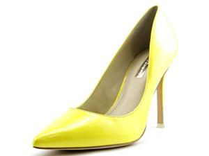 BCBGeneration Treasure Women US 6.5 Yellow Heels EU 36.5