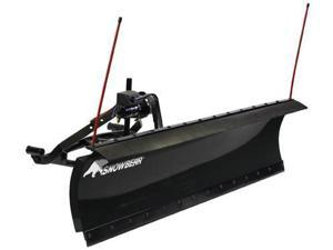 """Snowbear 324-081 Personal Snowplow - 84"""" x 22"""" - Fits into Front Mount Hitch on Pickup Trucks & SUVs"""