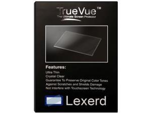 Lexerd - Casio EXILIM CARD EX-Z77 TrueVue Crystal Clear Digital Camera Screen Protector